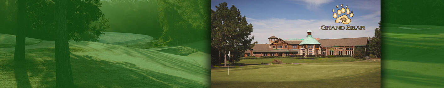 Win a Golf Foursome at Grand Bear, A Jack Nicklaus Signature 18-Hole Golf Course.
