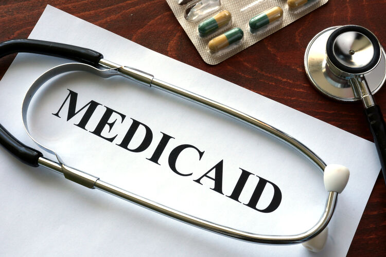 Medicaid Getty RF