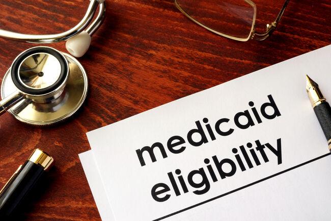 Medicaid Getty RF