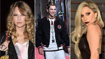 Pop Pics - 10 Celebs Who Are Superstitious