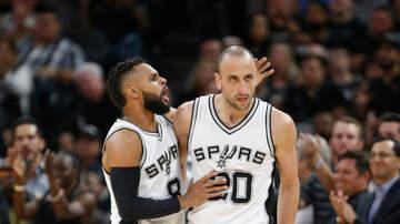 Bill Schoening - Spurs clinch playoff berth