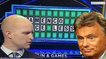 Weird, Odd and Bizarre News - Wheel Of Fortune Contestant Devastated After Embarrassing Fail