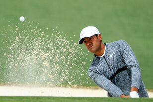 Pro Golfer Tony Finau Posts Gruesome Photo After Dislocating Ankle