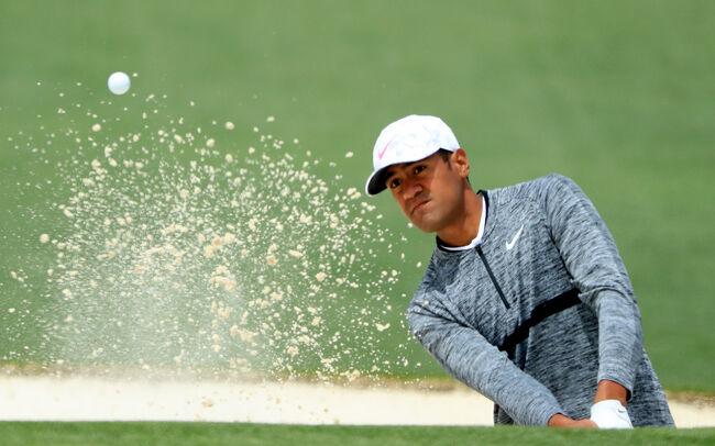 Pro Golfer Tony Finau - Getty Images