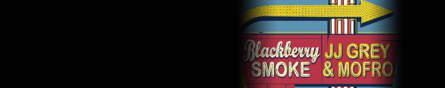 Beat the Box Office: Blackberry Smoke and JJ Grey & Mofro