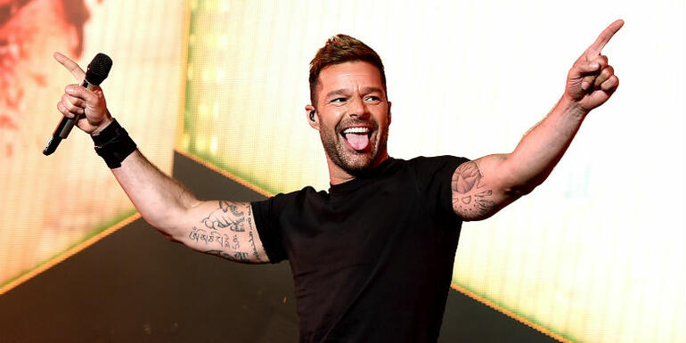 Ricky Martin To Appear At GLAAD Media Awards As Special Guest
