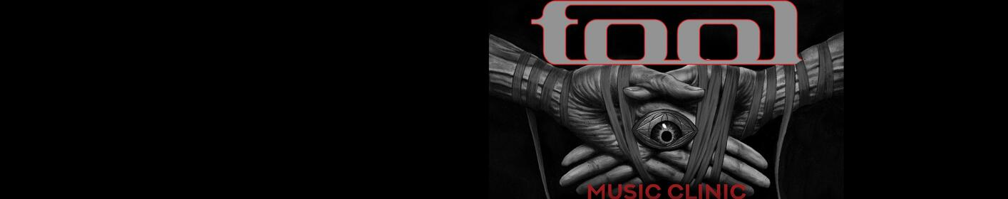 Win tickets for The Tool Music Clinic!