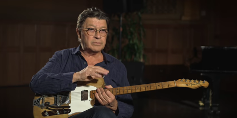 Robbie Robertson Is Selling Bob Dylan's 'Going Electric' Guitar