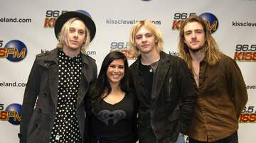 Krystle  - Krystle hangs out with R5 at the House of Blues