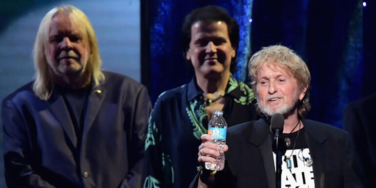 YES Featuring Anderson, Rabin, Wakeman Announces 50th Anniversary Tour