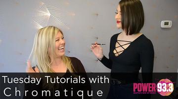 Kat - Tuesday Tutorials with Chromatique Salon - Brows