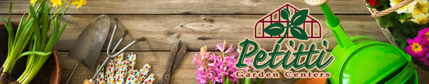 Win a $5,000 Petitti Garden Center Spring Makeover