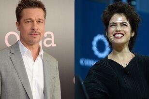 Brad Pitt Is Dating MIT Professor Neri Oxman