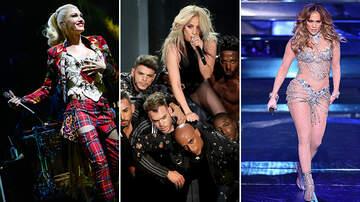 Pop Pics - 20 Artists With Vegas Residencies