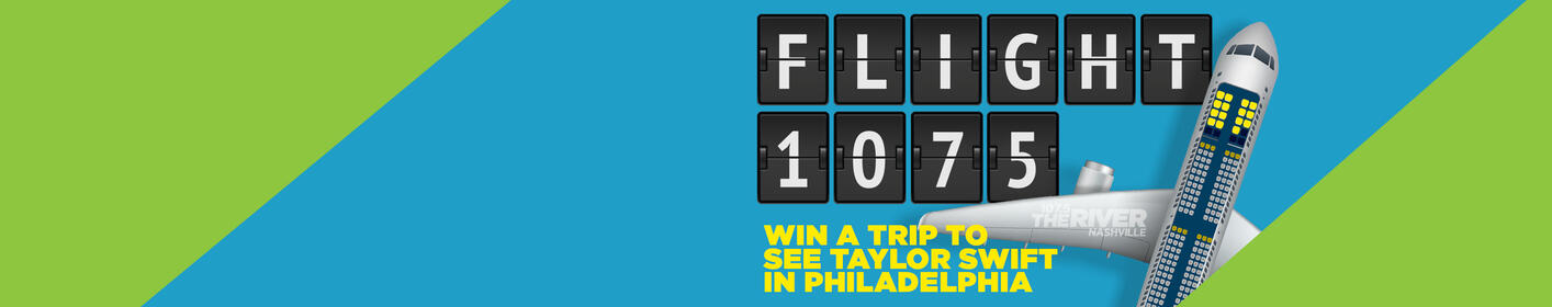 Win a trip to see Taylor in Philly!