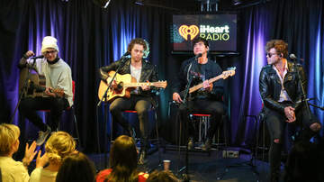 Photos: Q102 Performance Theatre - 5SOS Live at the Q102 Performance Theater - April 2018