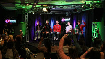 Photos: Q102 Performance Theatre - Why Don't We Performance + Interview Pics, 4.10.2018
