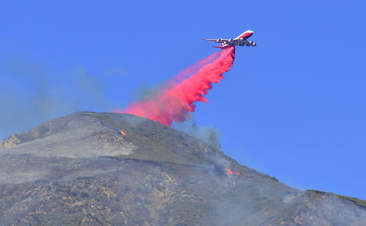 Firefighting Aircraft Getty Images