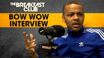 Breakfast Club Interviews - Bow Wow Gives His Last Interview Ever On The Breakfast Club