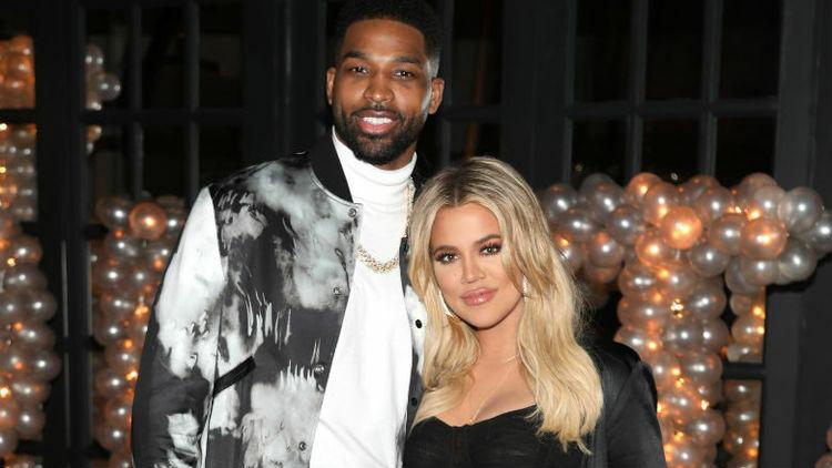Tristan Thompson and Khloe Kardashian - Getty Images
