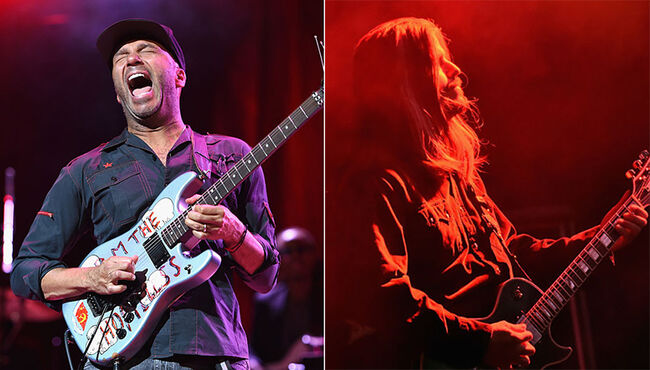 Tom Morello Says the New TOOL Music Is Great