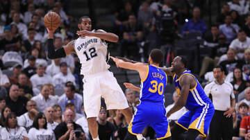 Bill Schoening - Spurs Playoffs Schedule