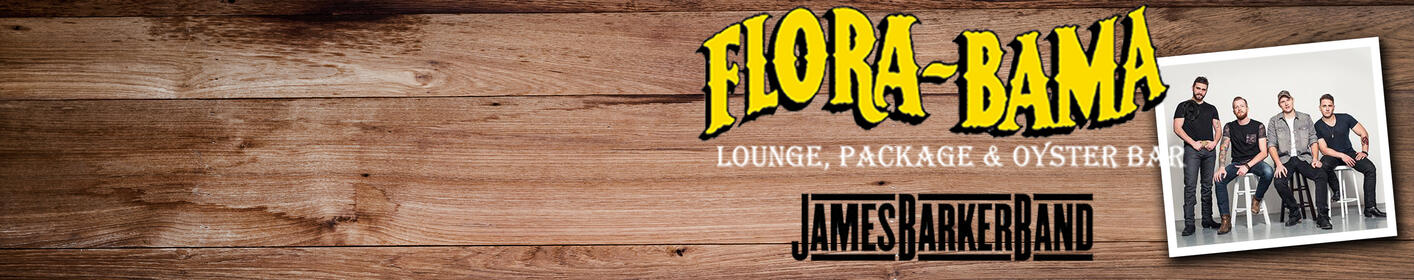 Join 95KSJ as we celebrate the Flora Bama's Annual Mullet Toss w/ a FREE Kick Off concert featuring the James Barker Band