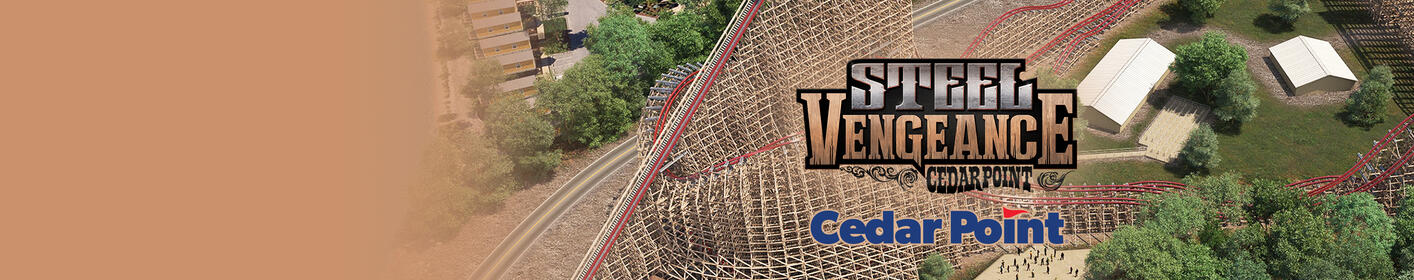 Register to win tickets to Cedar Point!