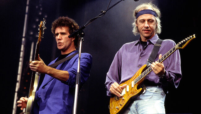 Dire Straits' John Illsley Confirms Mark Knopfler Will Be Absent at Hall of Fame