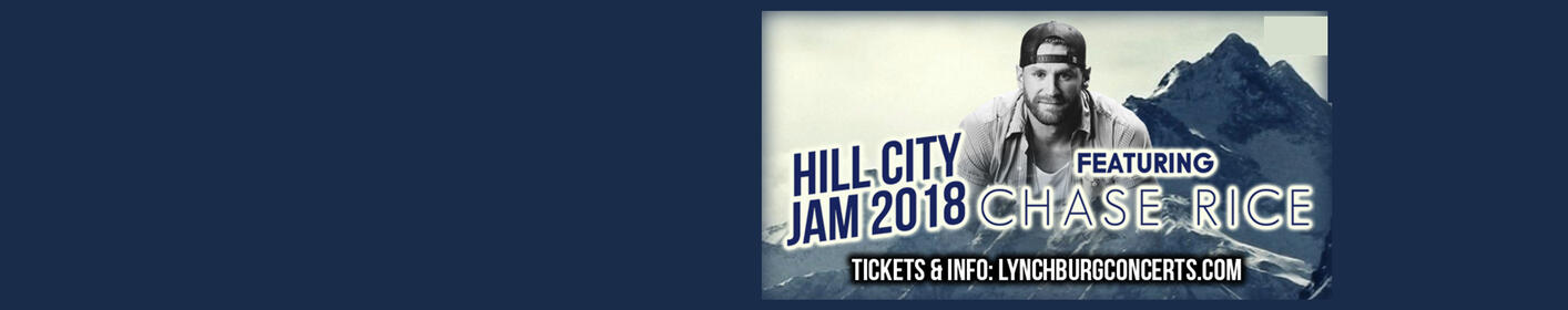 Don't Miss Our 2018 Hill City Jam!