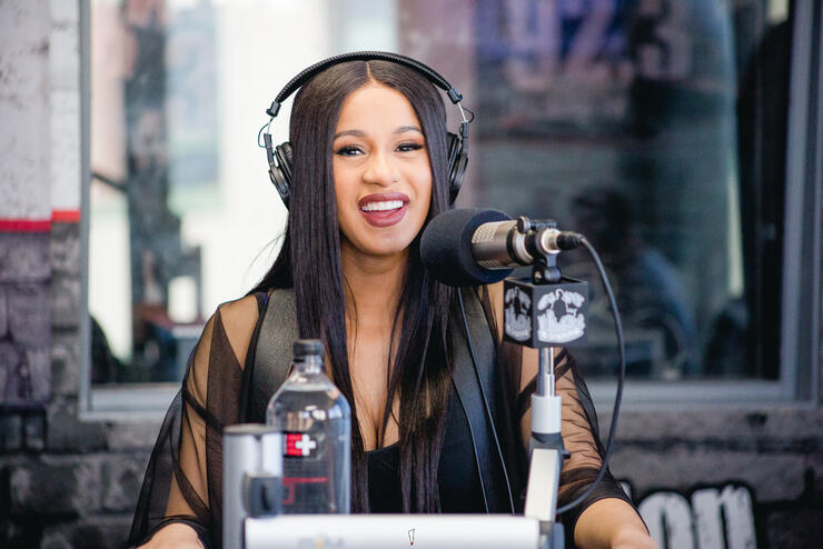 Cardi B Reveals She Already Has A Name For Her Baby