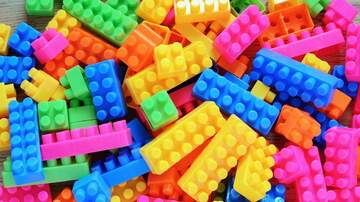 Jeff Angelo on the Radio - $1,650 Will Get You Legos From Tiffanys