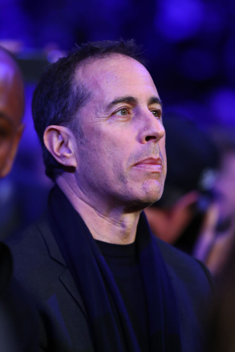 Jerry Seinfeld - Getty Images