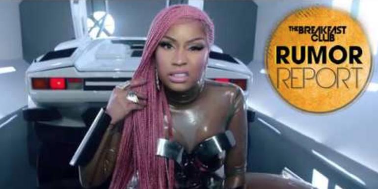 Nicki Minaj Is Sick Of Being Portrayed As The Villain