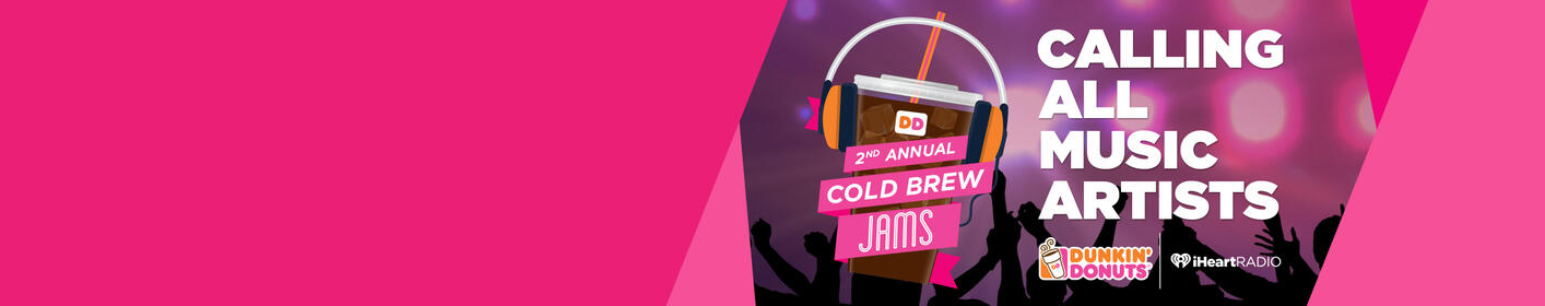Here's your chance to win $10,000 towards studio time, a $500 Dunkin' Gift Card & a headlining performance at the #DDICL in Tribeca
