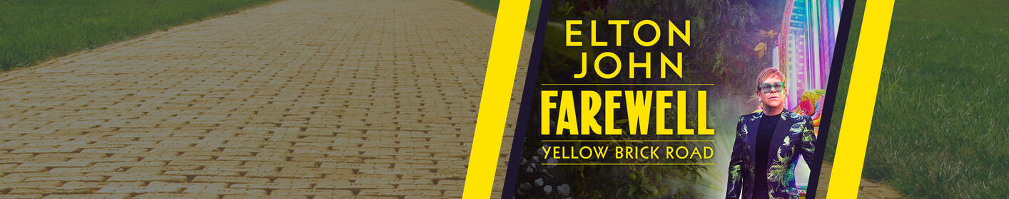 Win Tickets To See Elton John Perform on His Farewell Yellow Brick Road Tour