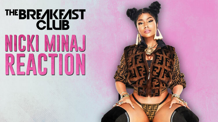 Nicki Minaj Breakfast Club