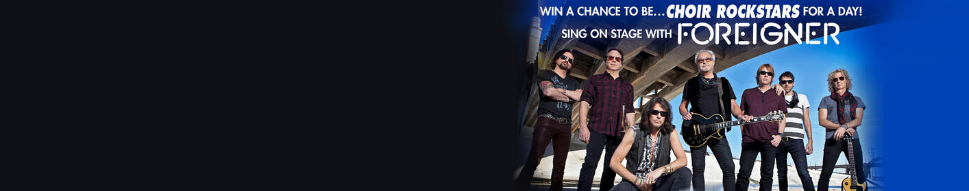 One San Diego High School Will Win $2,500 & Perform With Foreigner!