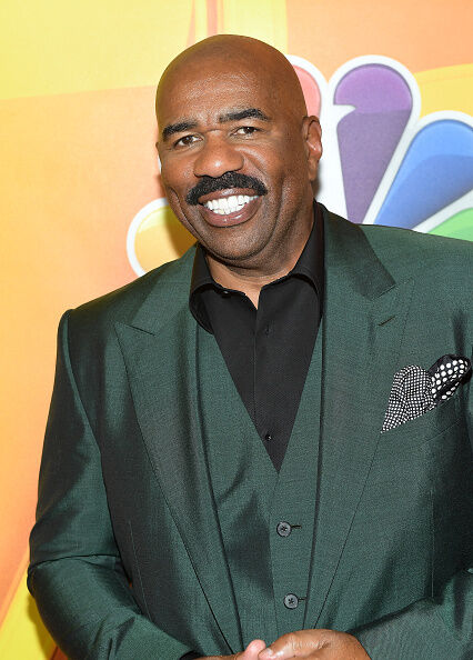 Steve Harvey is the Top TV Personality!
