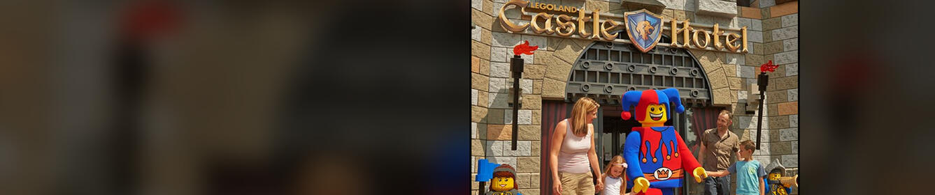 Win A Stay At The New Legoland® Castle Hotel
