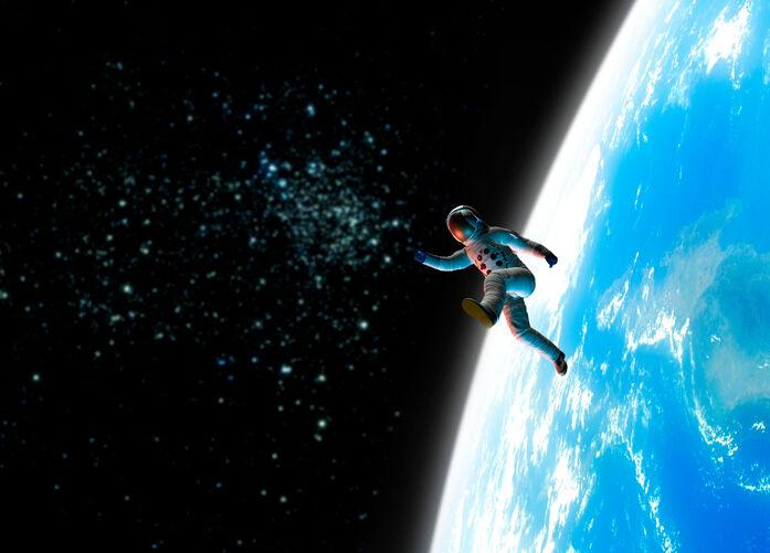 NASA shoots sperm into space.