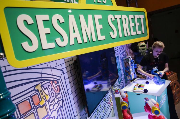 Sesame Street - Getty Images