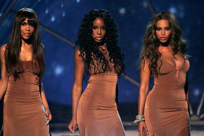Destiny's Child - Getty Images
