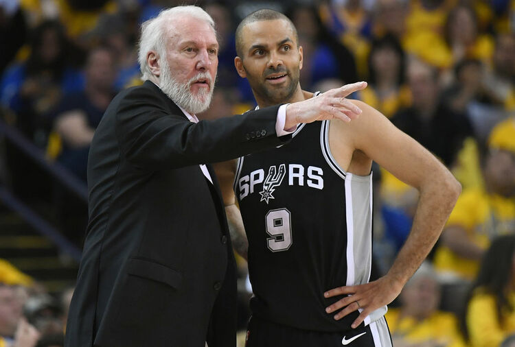 Popovich and Parker