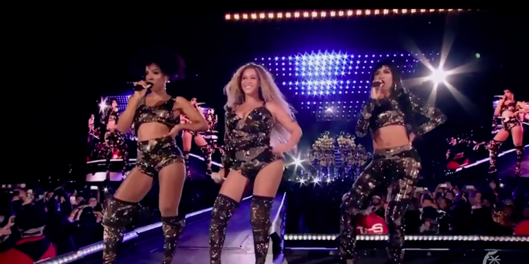 Watch Beyoncé Reunite With Destiny's Child At Coachella 2018