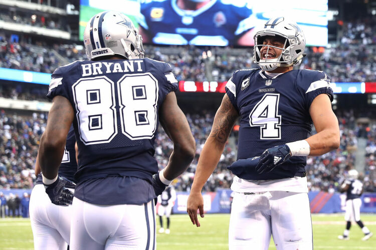 Dez and Dak