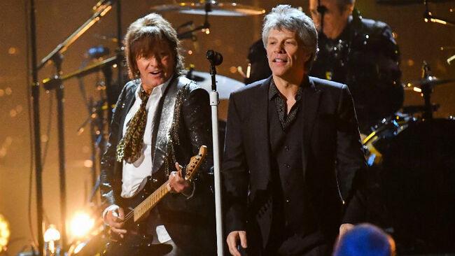 Bon Jovi Richie Sambora