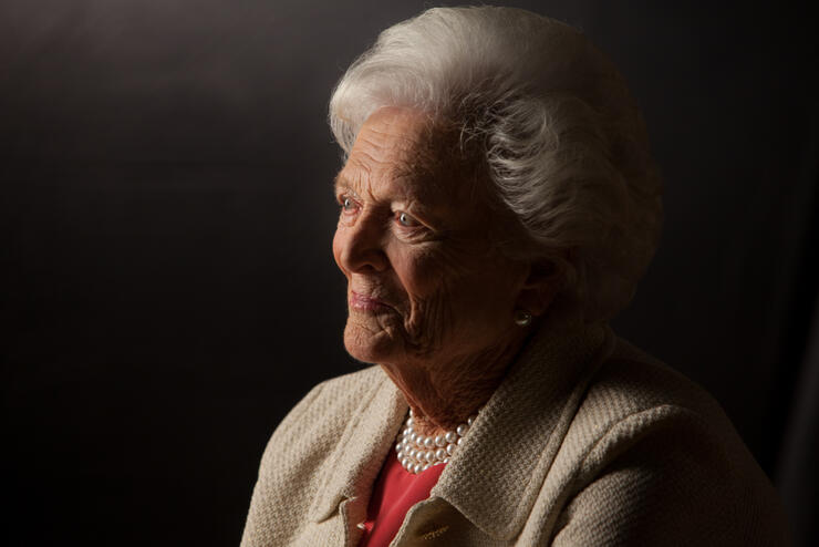 Former First Lady Barbara Bush dead at the age of 92