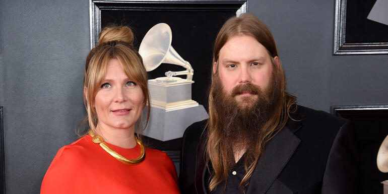 Chris Stapleton and Wife Morgane Welcome Twin Boys