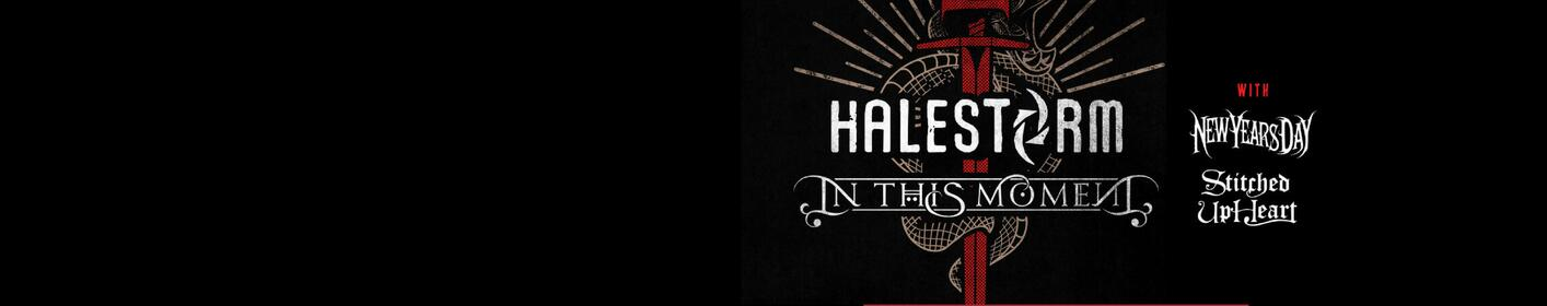 Click Here to Win Halestorm and In This Moment tickets!